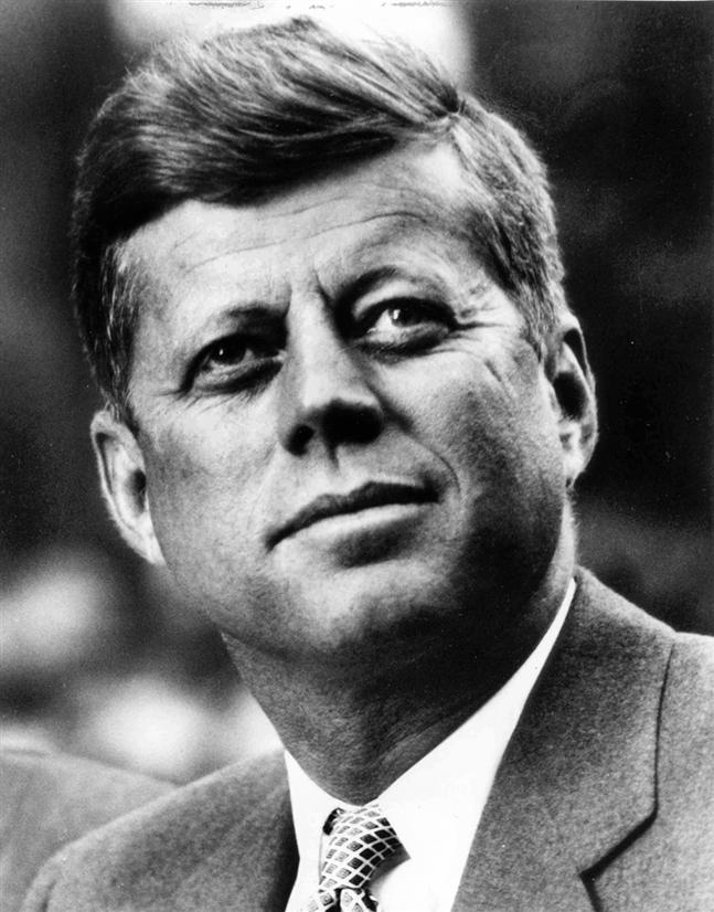 a biography of john f kennedy 35th president of the united states of america Referred to by his initials jfk, was the 35th president of the united states, a  brother of  the great revolution in the history of man, past, present and future, is  the  but there is no comfort or security for us in evasion, no solution in  abdication,.